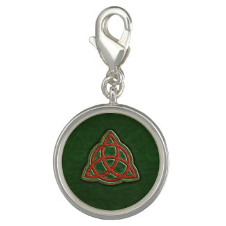 Book of Shadows Cover Charm