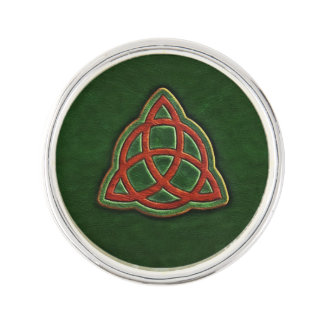 Book of Shadows Cover Lapel Pin