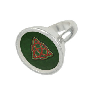 Book of Shadows Cover Ring