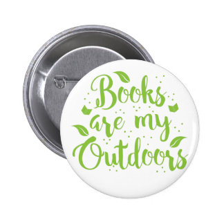Books are my outdoors badge