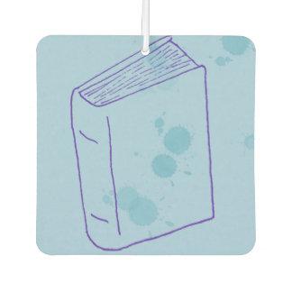 Books Make Life Better Air Freshener