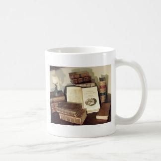 books, Men are like library books.It's okay to ... Coffee Mug
