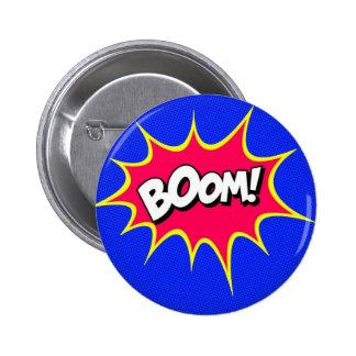 boom button blue