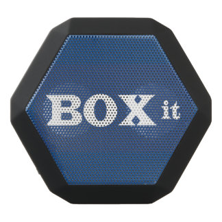 Boombot REX Black Bluetooth Speaker