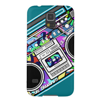 Boombox Case For Galaxy S5