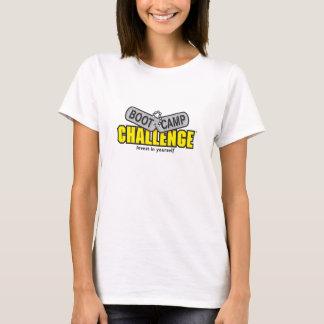 Boot Camp Challenge Women's T-Shirt - Yellow
