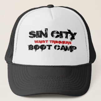 boot camp hat