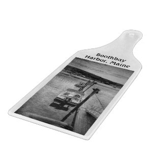 Boothbay Harbor Decorative Cutting Board Paddle