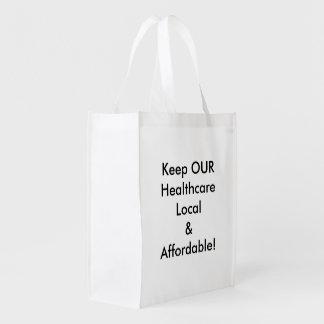Boothbay Health & Wellness Shopping Bag