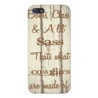 boots & class country girl iphone case iPhone 5 case