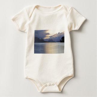 Bora Bora Sunset.JPG Baby Bodysuit
