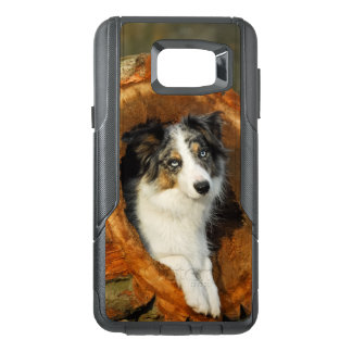 Border Collie Blue Merle Dog Photo - Commuter-Case