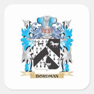 Bordman Coat of Arms Sticker