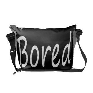 Bored Messenger Bag