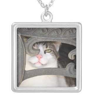 Boris Kitty Necklace