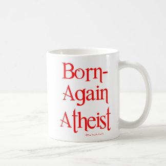 Born-Again Atheist Basic White Mug