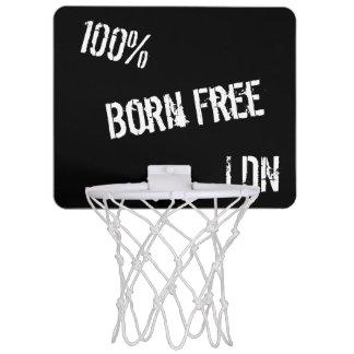 Born Free 100% Mini Basketball Hoop