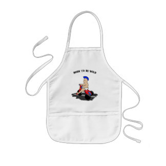Born To Be Wild Aprons