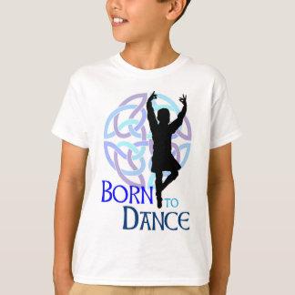 Born to Dance Boy T-Shirt