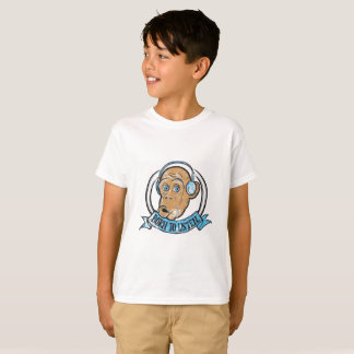 Born To Listen - Youth Graphic T T-Shirt