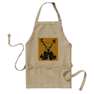 Born to Pick on This Standard Apron