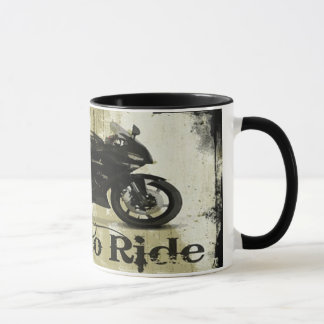Born To Ride Mug