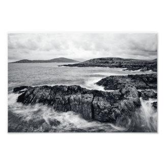 Borve Outer Hebrides Art Photo