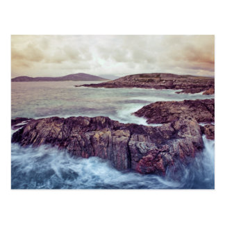 Borve Outer Hebrides Postcard