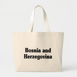 Bosnia and Herzegovina Classic Style Tote Bags