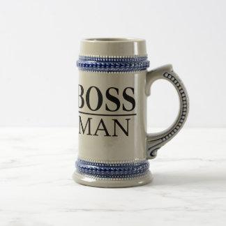 BOSS MAN BEER STEIN