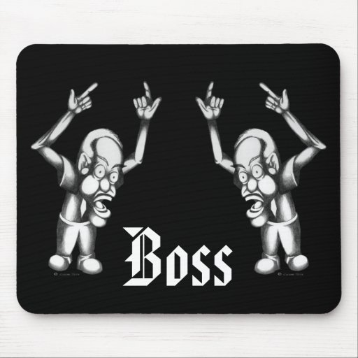 Boss Mouse Pads