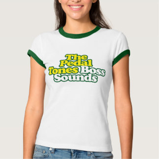 Boss Sounds Ringer Girly Tee