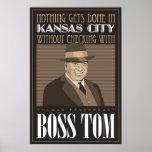 Boss Tom Posters