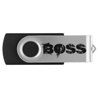 """""""BOSS"""" USB SWIVEL USB 3.0 FLASH DRIVE"""