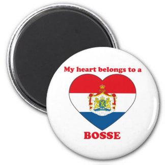 Bosse 6 Cm Round Magnet