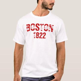 Boston 1822 (Red) T-Shirt