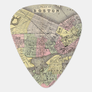 Boston 3 guitar pick