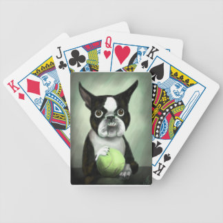 Boston Back Bicycles Bicycle Playing Cards