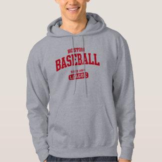 Boston baseball hoodie