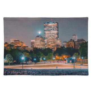 Boston Common Placemat