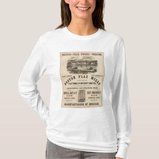 Boston Flax Mills T-Shirt