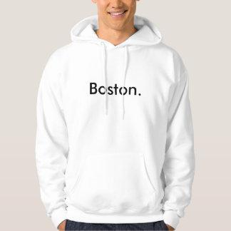 Boston. Hoodie