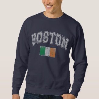 Boston Irish Flag Sweatshirt