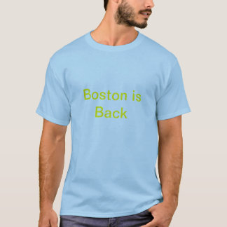 Boston is safe T-Shirt