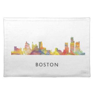 BOSTON MASS. SKYLINE WB1- PLACEMAT