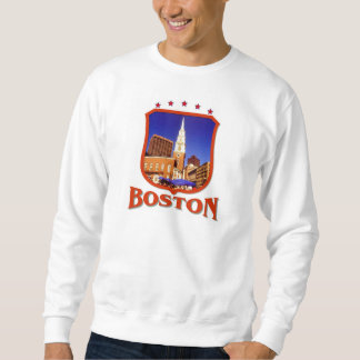 Boston Massachusetts Sweatshirt