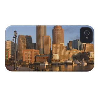 Boston, Massachusetts Waterfront iPhone 4 Cover