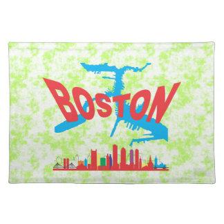 Boston Placemat