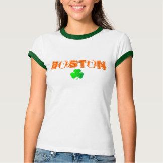 Boston SHAMROCK WOMENS T-Shirt