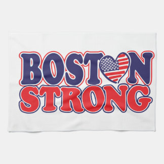 Boston Strong Tea Towel